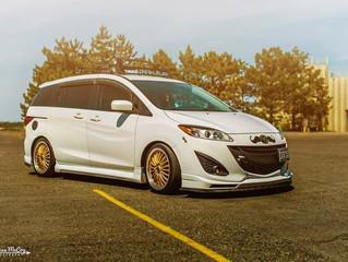 Spotlight: Raul G's Mazda 5
