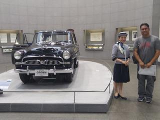 Retrospect: Toyota Automobile Museum