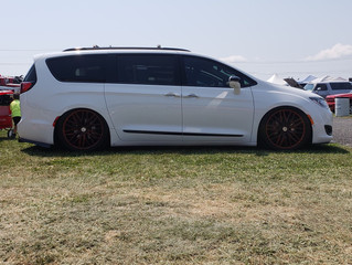 Pacificas at Chrysler Nationals