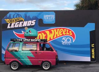 Hot Wheels Legends 2018