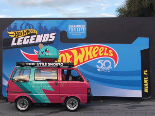 Hot Wheels Legends 2018