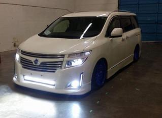 Spotlight: Felix's Nissan Elgrand Conversion