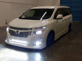 Spotlight: Felix's Nissan Elgrand Conversion