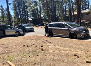 Random: Lake Tahoe gathering