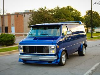 Spotlight: Josh's 1985 Chevy G20 Van