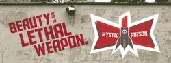 Mystic Poison Branding Visual