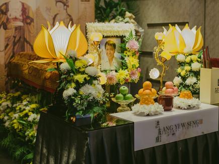 Buddhist Funerals