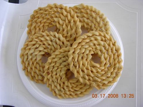 5 Spiral Kaimurukku