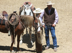 Laura Fullilove and Bruce Sandifer - Early Californio Skills Of The Rancho 2015