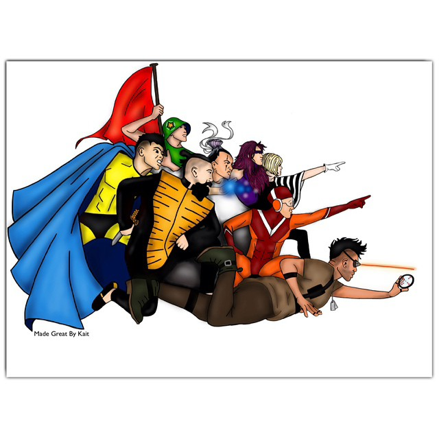 """SUPER"" Quest Crew"