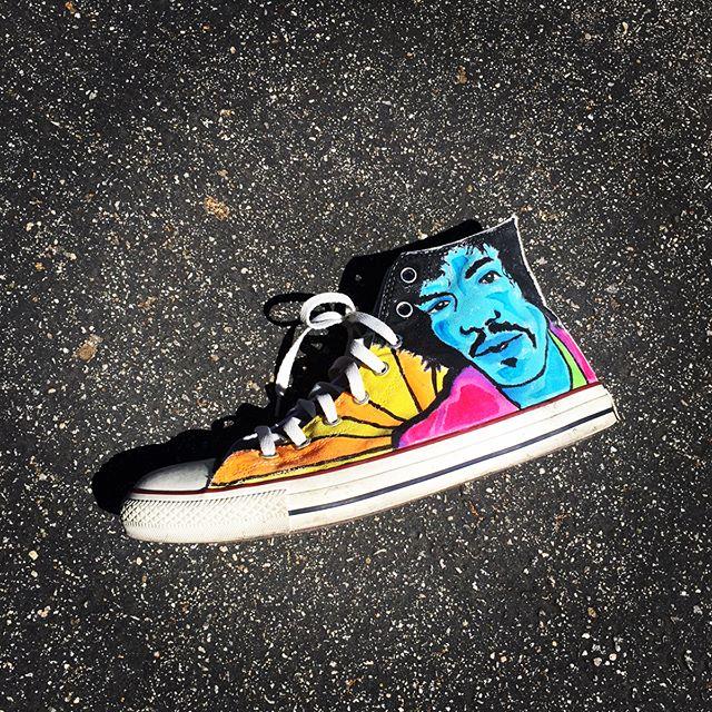 Hendrix Converse
