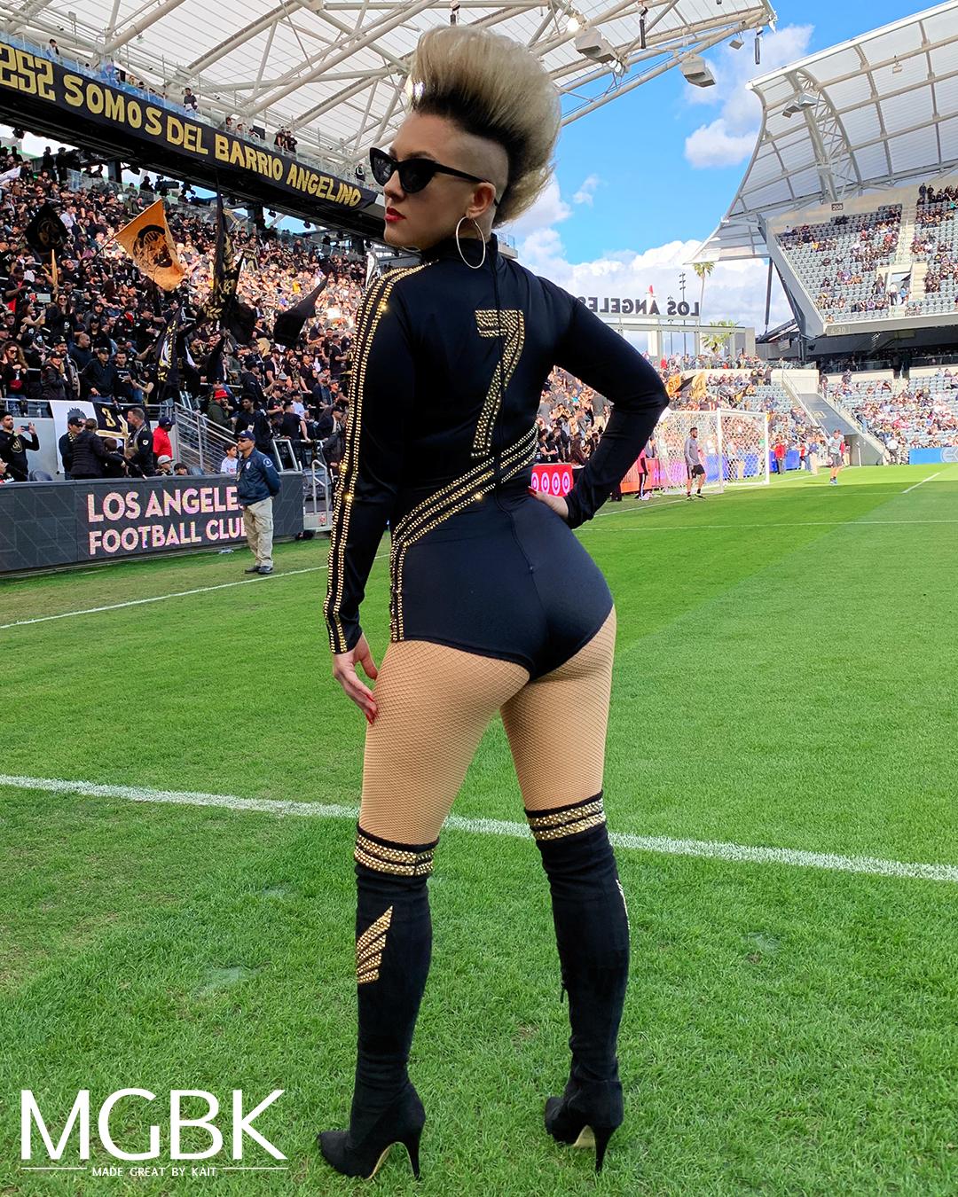 LAFC Romper (back)