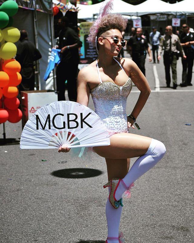 LA Pride was amazing fun!!!