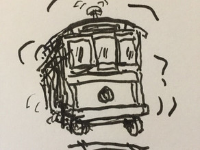 If, If - If Your Grandmother Had Wheels, She'd Be A Trolley Car.