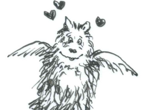 Dogs? Wings? Valentines?