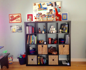 OLWH: From Boy to Tween: Clutter-busting a Kid's Room