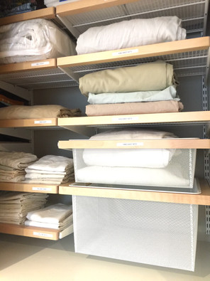 Tricks for Organizing Your Linen Closet