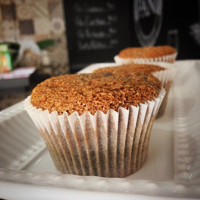 Muffins 100% Integrais