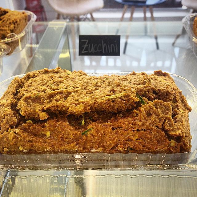 Pão Zucchini - 100% Integral