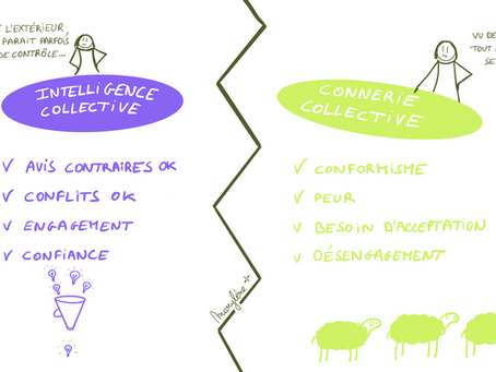 Intelligence collective ou connerie collective ?