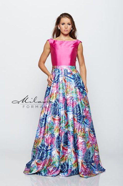 Floral Fuschia