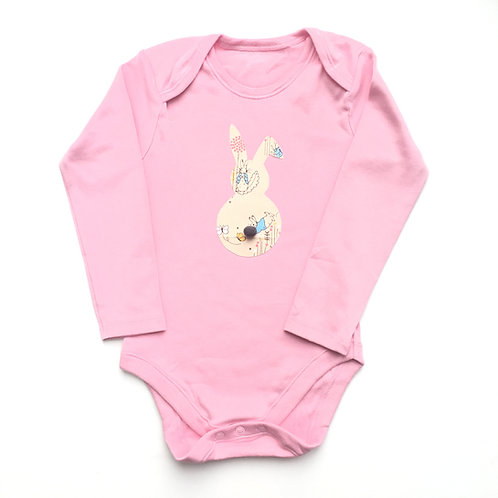 Peter Rabbit Baby Vest