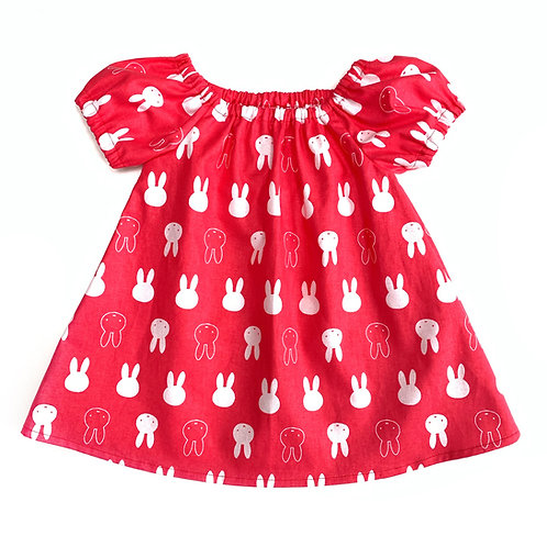 Miffy print flutter top