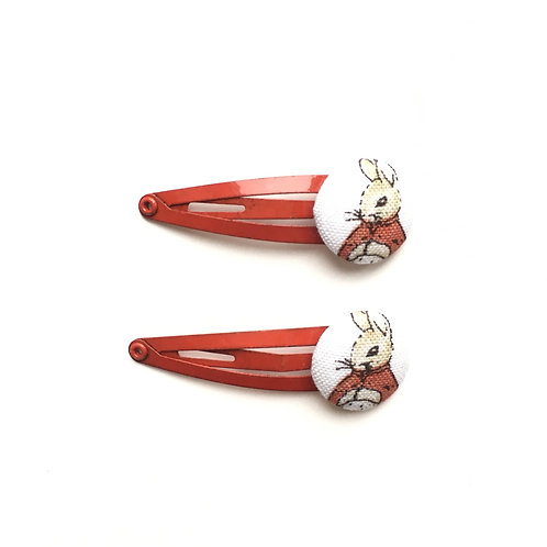 Peter Rabbit Mini Hair Slides