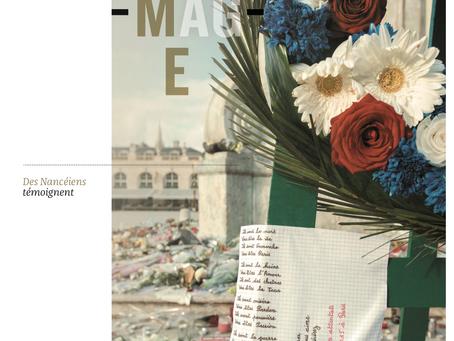 """Ma France - Texte publié dans le magazine """"Hommage"""" en lien avec les attentats du 13 novembre 2015"""