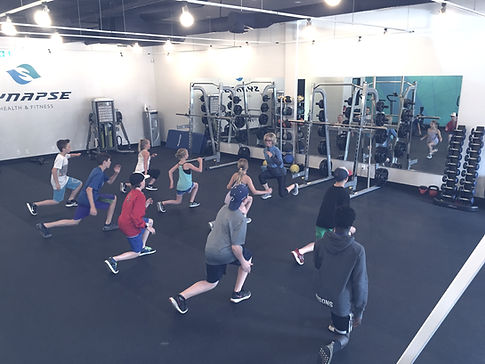 If you kick, turn, catch or hit - our youth dryland program will help develop your kids, no matter the sport!
