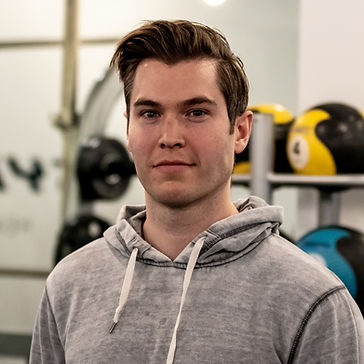 Aaron Ashley Synapse Health & Fitness Trainer