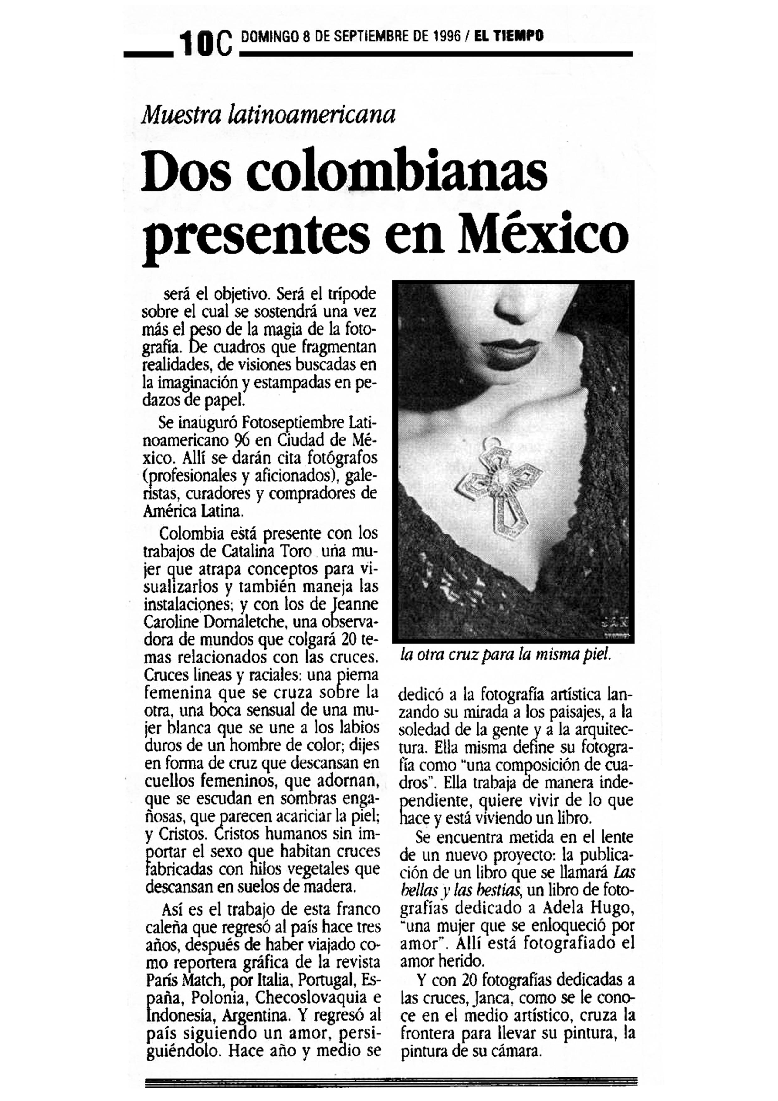 1996 - BGTA - EL TIEMPO.jpg