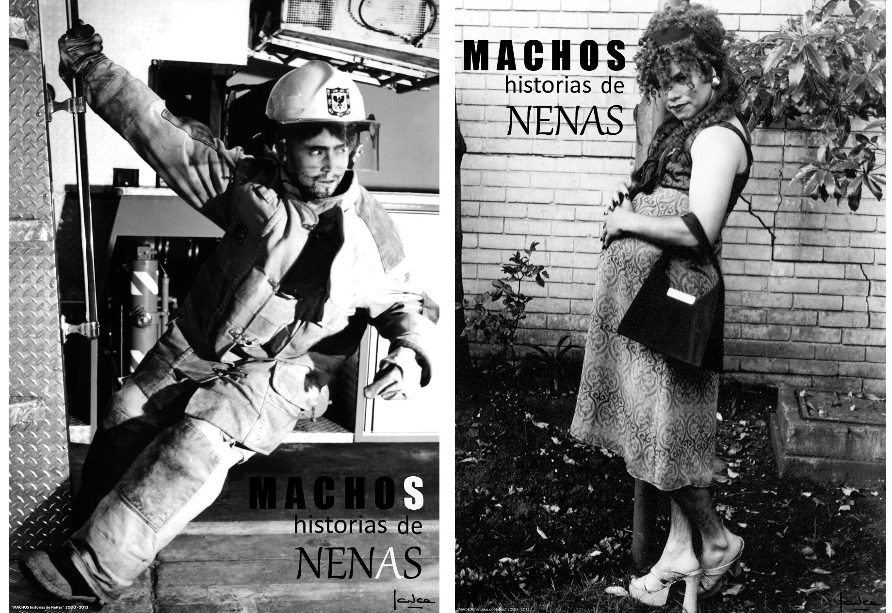 MACHOS, historias de NeNas
