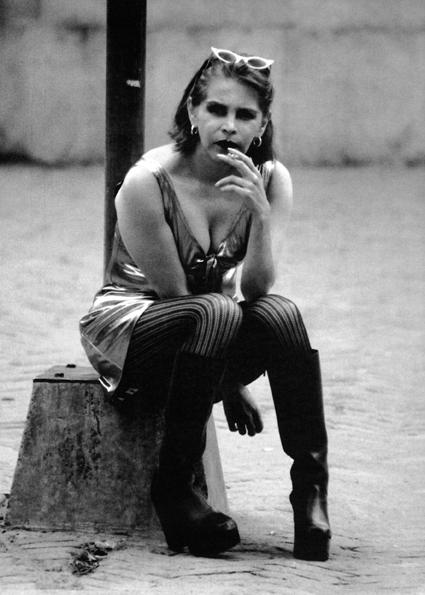 ByB  - GLORIA GOMEZ - actress