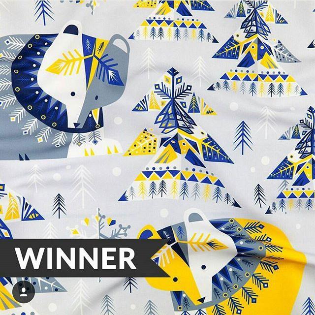 I'm the winner in the _spoonflower contest....jpg