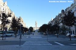 Porto Aliados Avenue