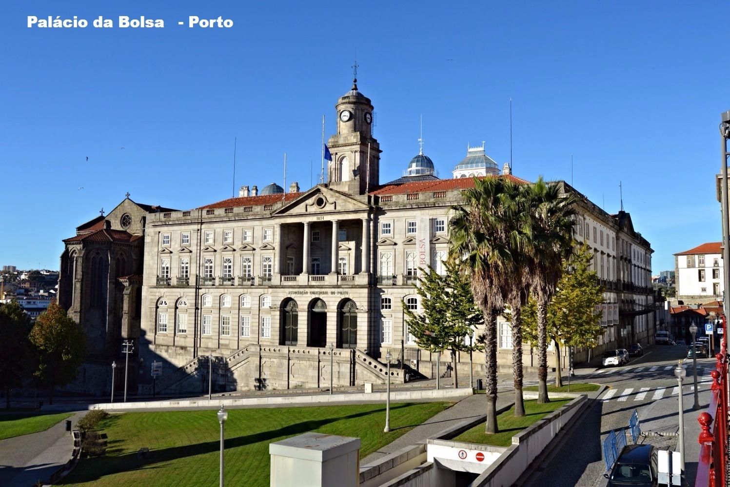 Palacio Bolsa KA1 Porto