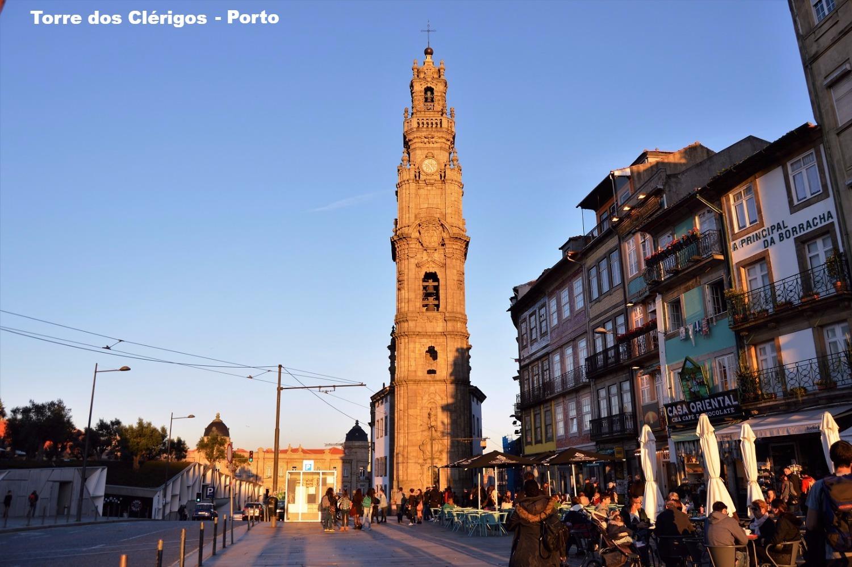 Clerigos Porto Portugal