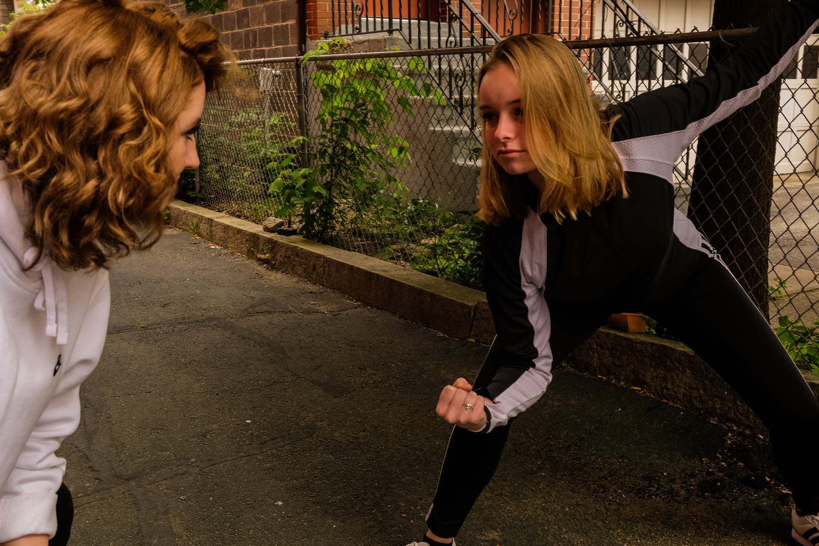 Action 1 Scene 6