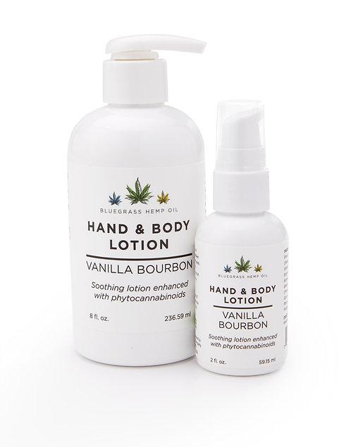 Hand & Body Lotion