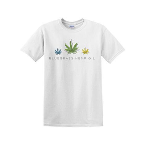 BHO Tri Leaf Hemp T-Shirt