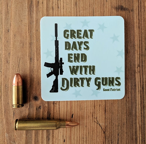 """""""Great Days"""" Sticker"""