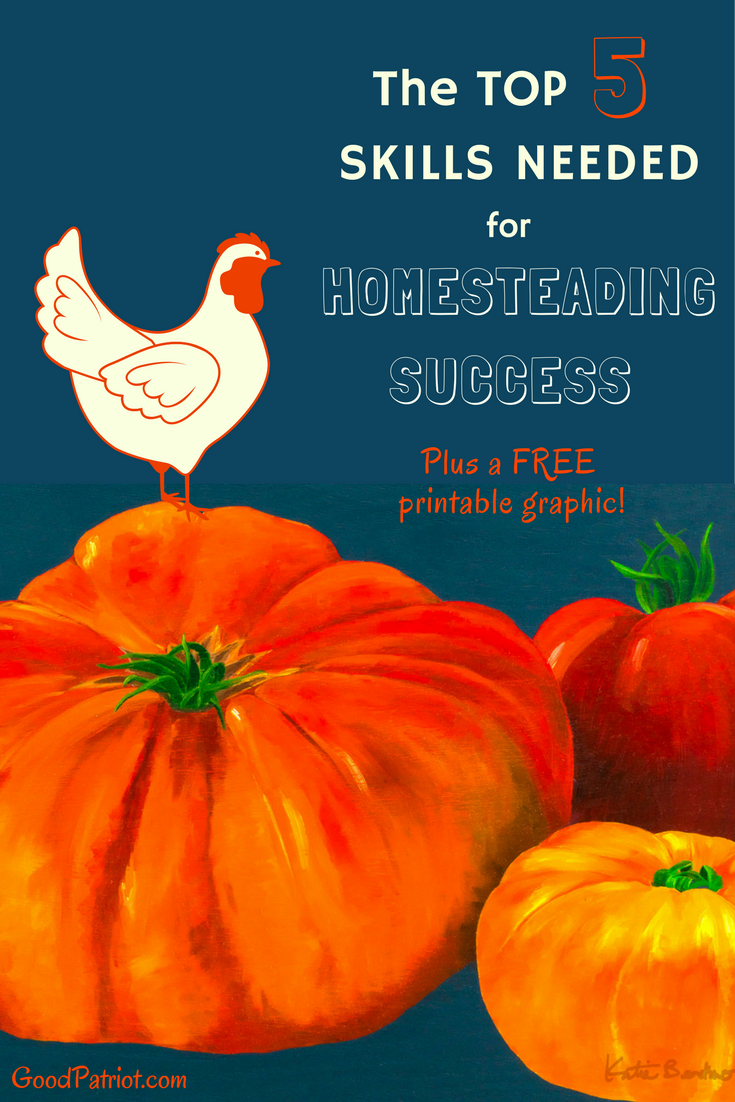 Do you have what it takes to live a homesteading life? Find out...