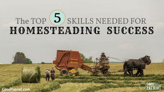 Successful homesteading skills you can't do without...