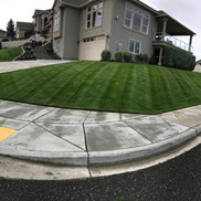 Residential landscape management, Kennewick WA