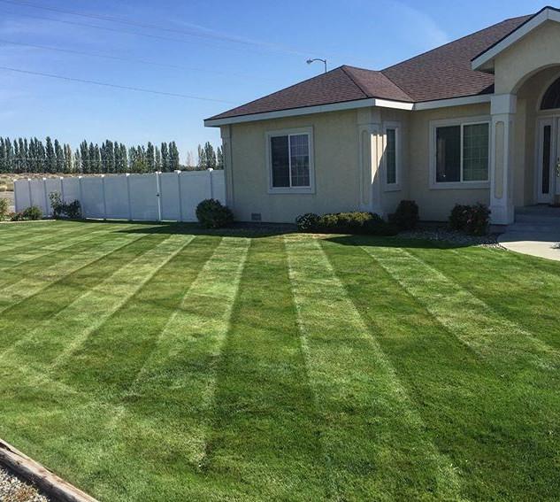 Lawn fertilizer, Richland WA