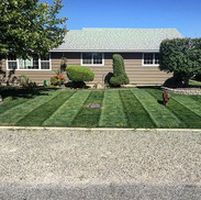 Lawn treatment, Kennewick
