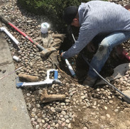 Sprinkler repair, Kennewick WA