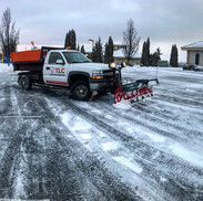 Commercial snow removal, Kennewick WA