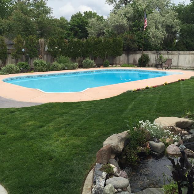Lawn care Kennewick, WA